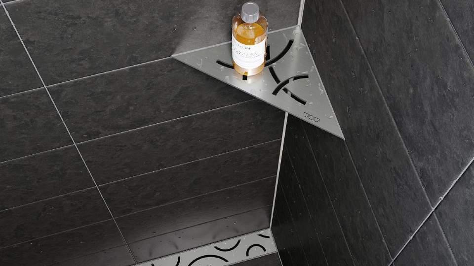 Schlüter®-SHELF - Étagères esthétiques pour murs carrelés ...